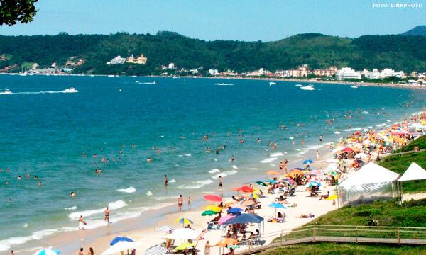 Pontos turísticos de Florianópolis - Jurerê Internacional. Fonte: UniqueMCA