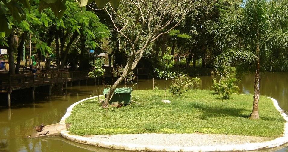 Pontos turísticos de Florianópolis - Parque Ecológico David Ferreira Lima.