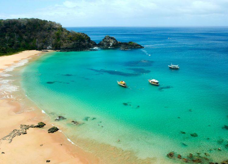 Outra das praias mais bonitas do mundo.