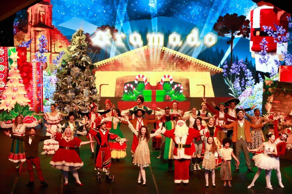 Programação Natal Luz de Gramado - Natal Pelo Mundo