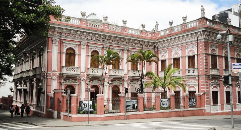 Locais históricos em Florianópolis - Palácio Cruz e Sousa - ©destinoflorianopolis