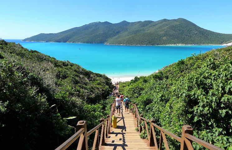 Motivos para conhecer Arraial do Cabo ©AprendizdeViajante