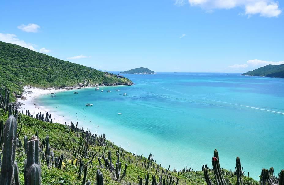 Motivos para conhecer Arraial do Cabo