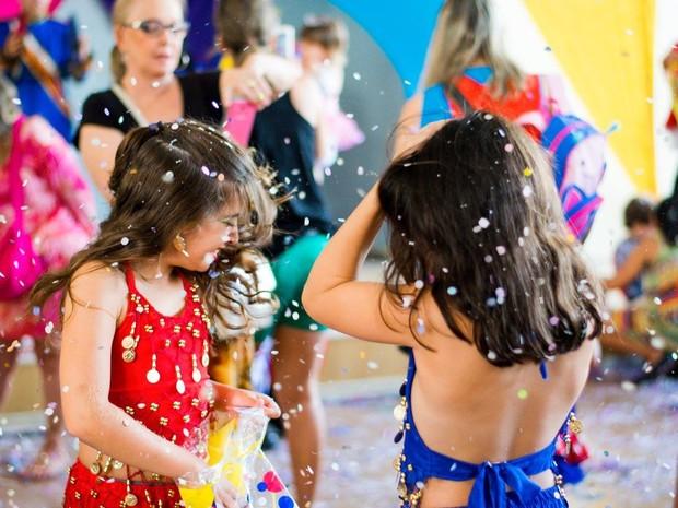 Viajar com as crianças no Carnaval ©G1
