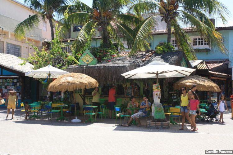 Porto de Galinhas - Café do Brasil