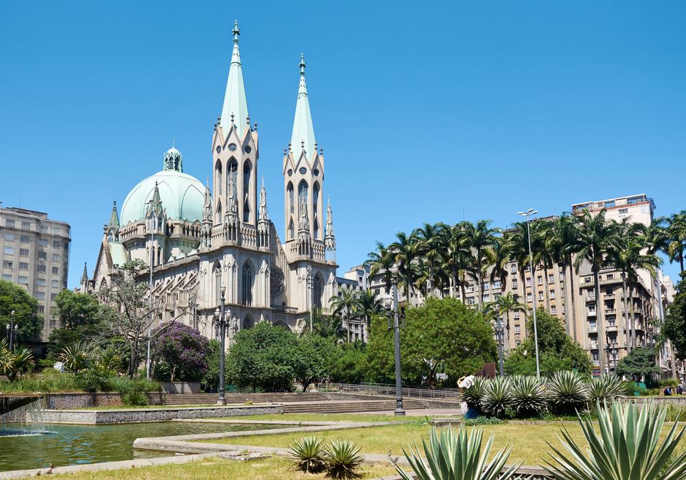 Dicas para quem vai para São Paulo no final do ano! - Catedral da Sé