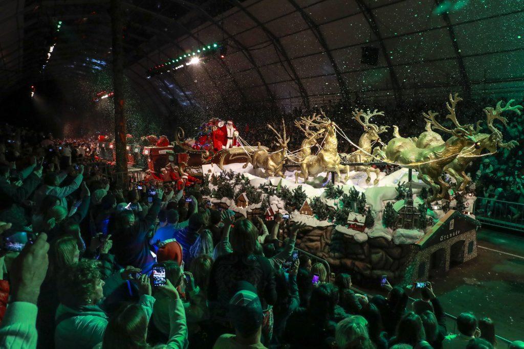 Programação Natal Luz em Gramado - Grande Desfile de Natal