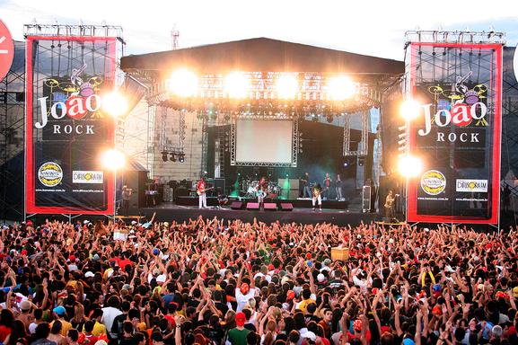 Festivais de música no Brasil - João Rock - ©JoãoRock