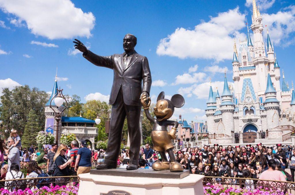 Orlando, um sonho - Magic Kingdom