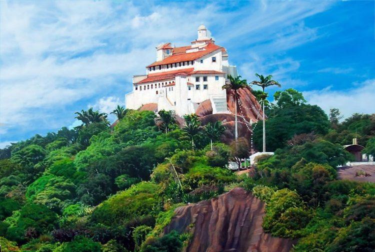 Convento da Penha: o cartão postal de Vila Velha - ES