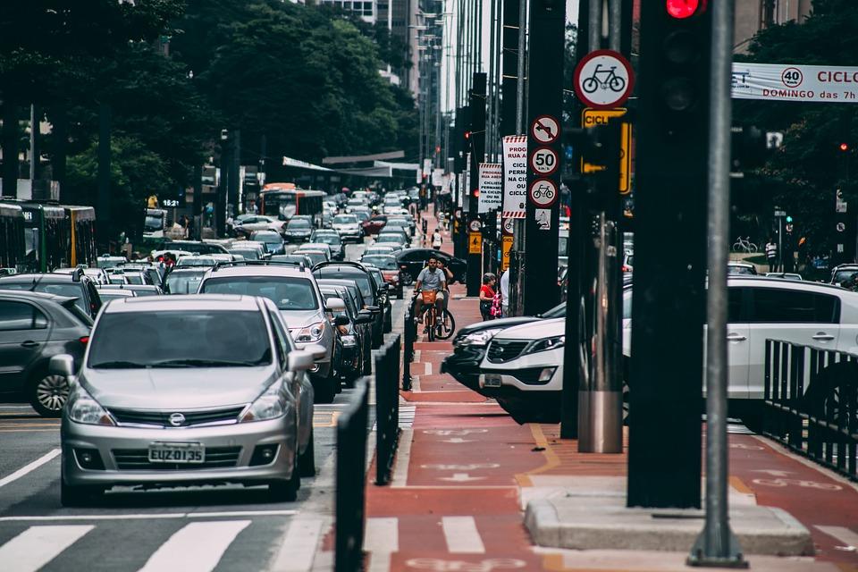 São Paulo no final do ano