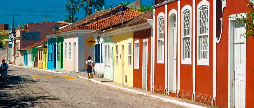 Locais históricos em Florianópolis - Ribeirão da Ilha