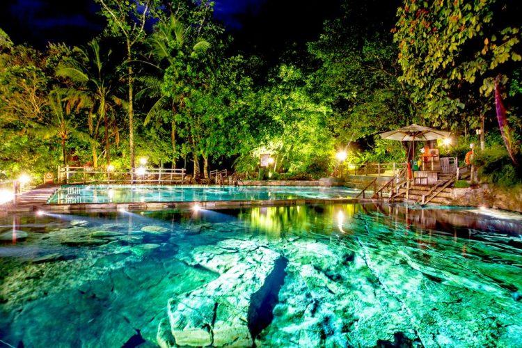 Parques aquáticos de Caldas Novas