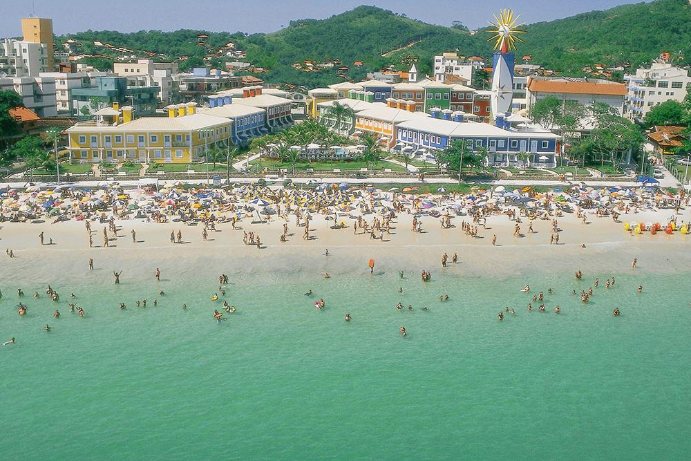Onde se hospedar em Bombinhas - SC ©Abril.com