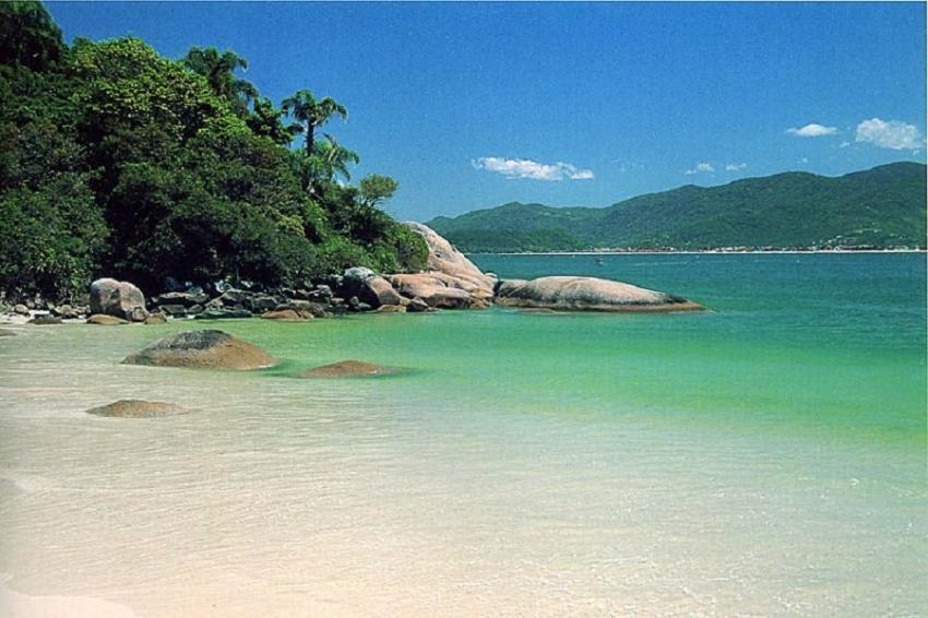 Las mejores playas en Florianópolis para usted conocer em 2019!