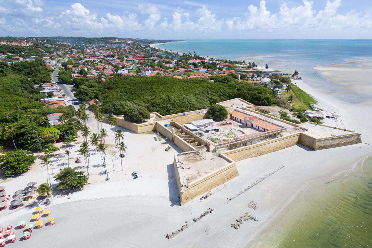 Ilha de Itamaracá Pernambuco fonte: www.temporadalivre.com