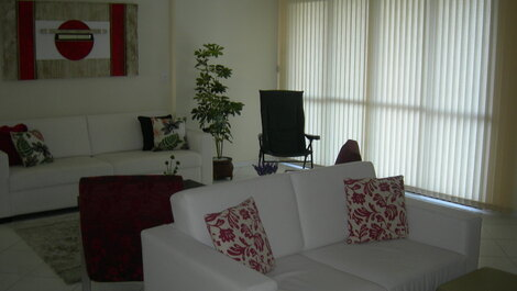 Apartment for rent in Guarujá - Praia do Tombo