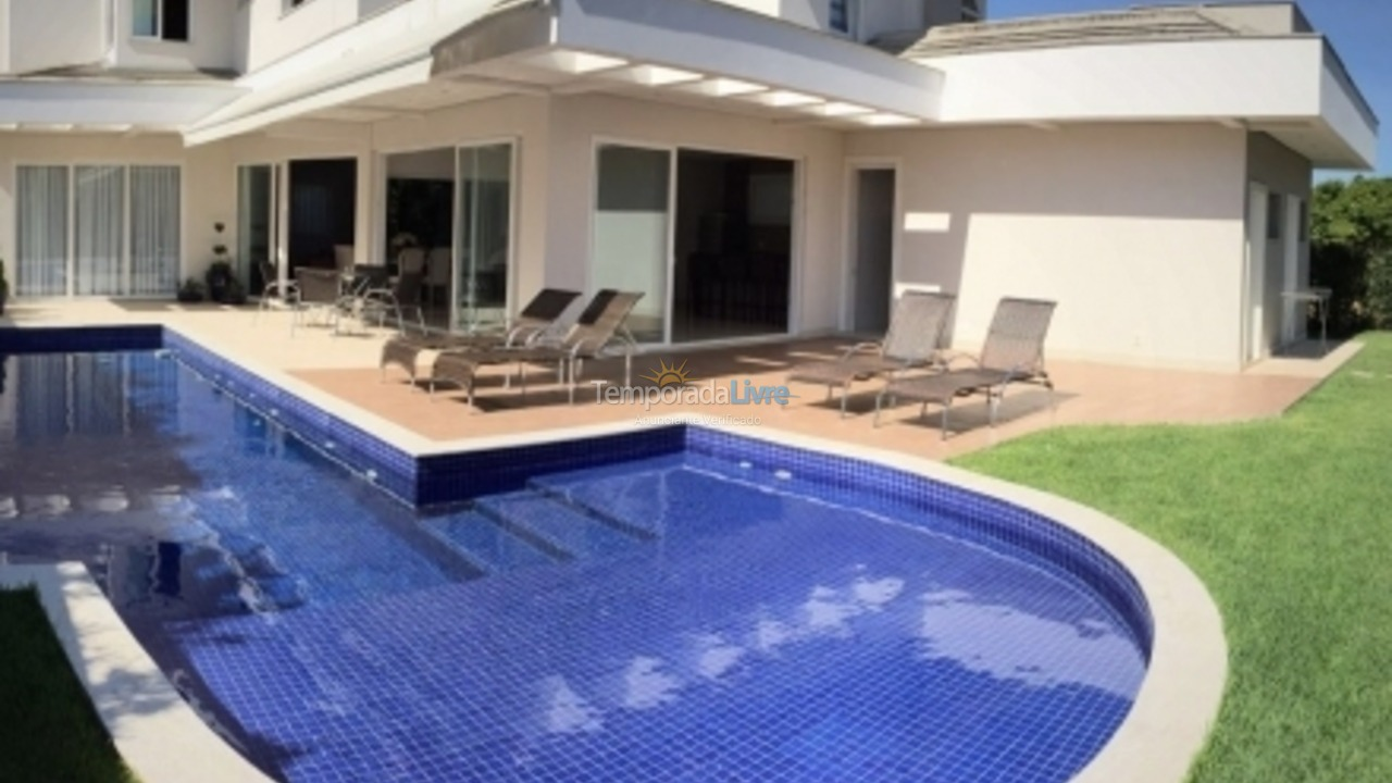 House for vacation rental in Florianopolis (Jurerê Internacional)
