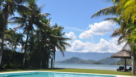 House for rent in Angra dos Reis - Praia do Retiro