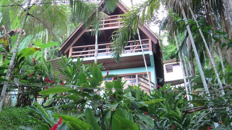 House for rent in Ubatuba - Praia Prumirim