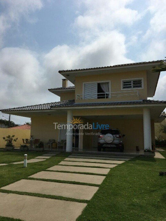 House for vacation rental in Florianopolis (Praia dos Ingleses)