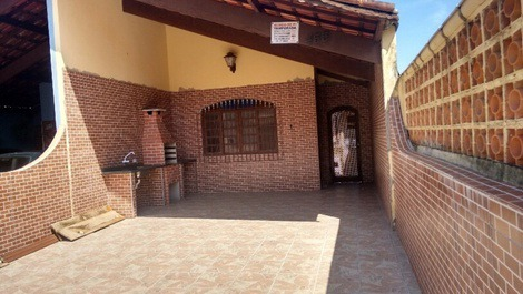 House for rent in Praia Grande - Solemar