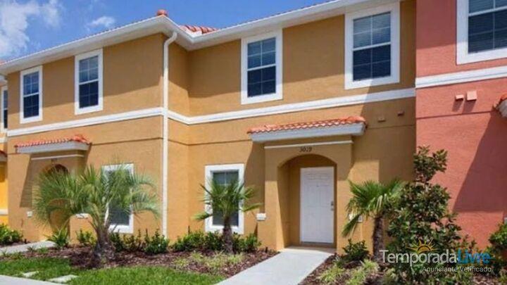 Apartment For Rent In Orlando For Vacation Kissimmee Townhouse In Encantada Resort Condo Disney Florida 35190 Temporada Livre