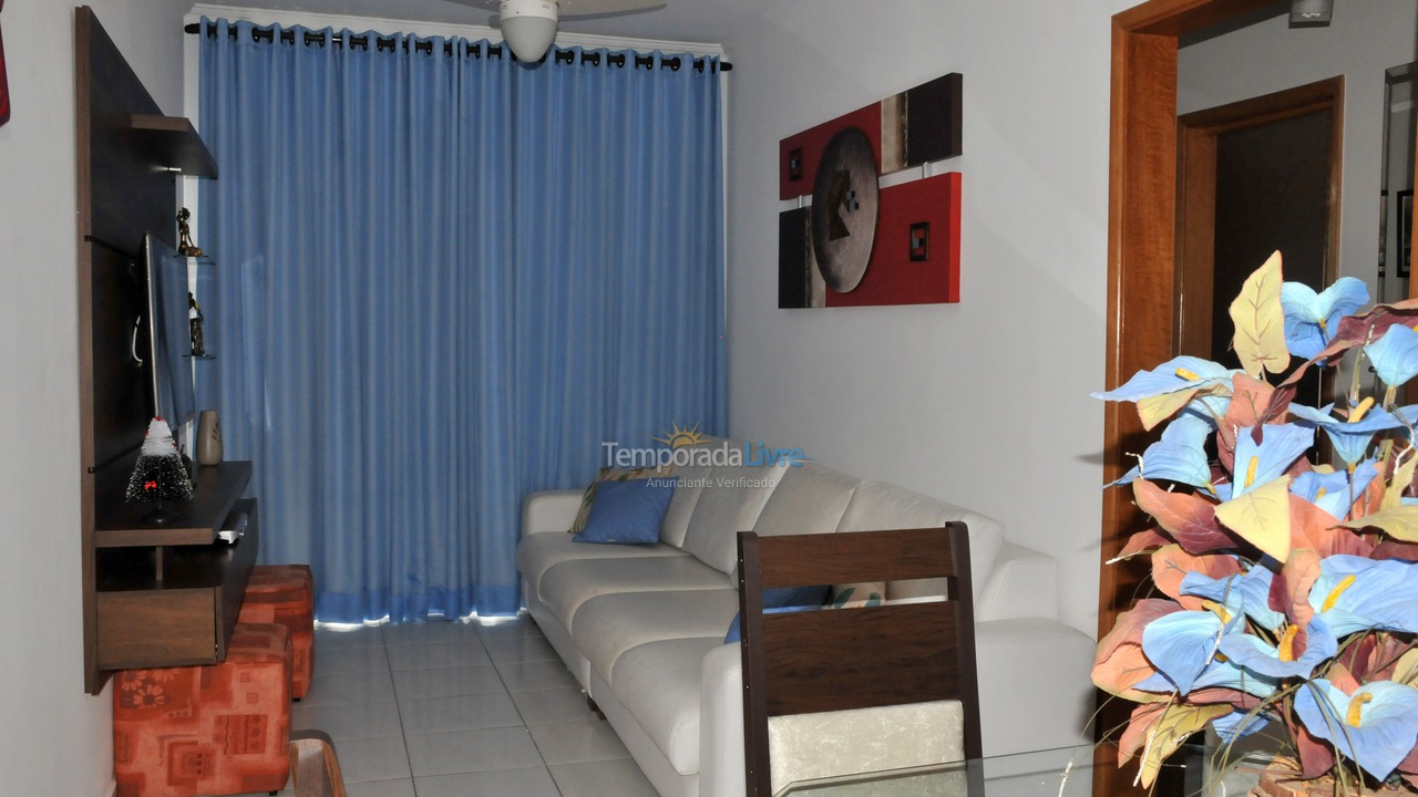 Apartment for vacation rental in Praia Grande (Aviação)