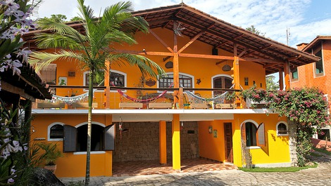 Apartment for rent in Ilhabela - Praia do Curral Grande