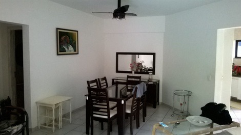 House for rent in Guarujá - Pitangueiras