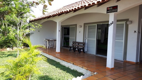 House for rent in Guaratuba - Brejatuba