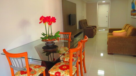 Apartment for rent in Bombinhas - Praia de Bombinhas