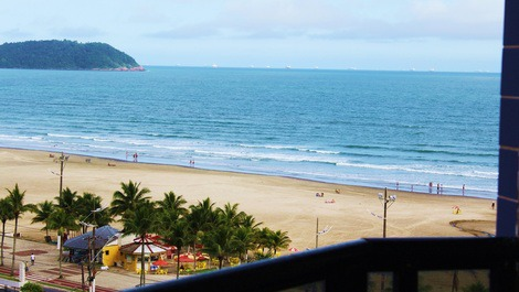 Apartment for rent in Praia Grande - Aviação