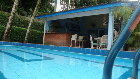 House for rent in Guarujá - Praia do Pernambuco