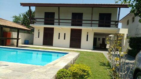 House for rent in Guarujá - Jardim Virgínia