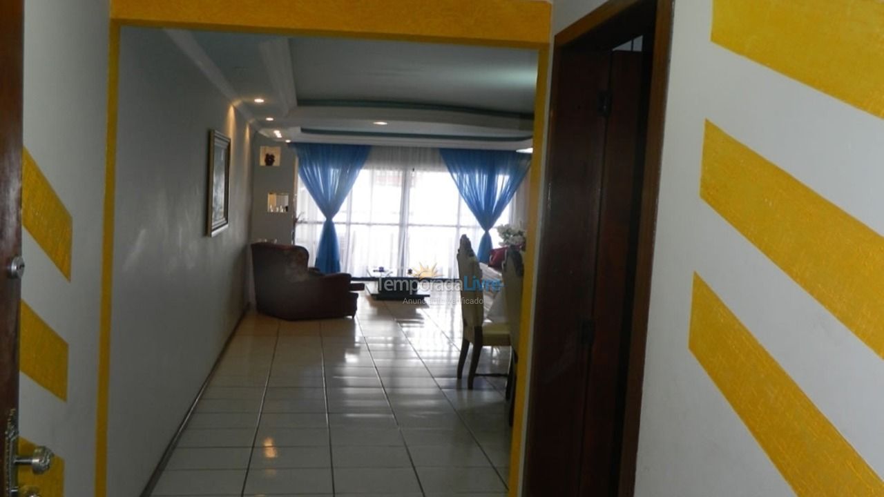 Apartment for vacation rental in Itapema (Meia Praia)