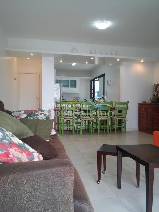 Apartment for vacation rental in Florianópolis (Cachoeira do Bom Jesus)