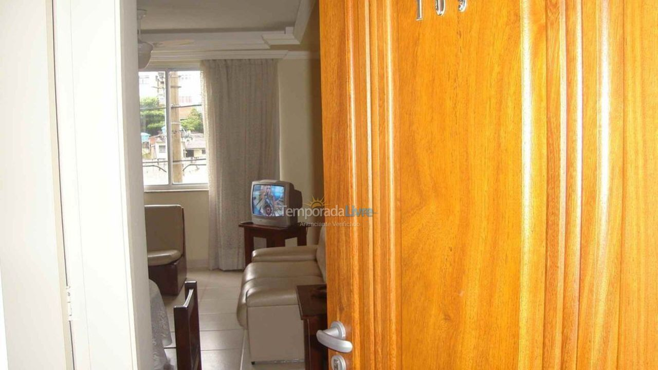 Apartment for vacation rental in Cabo Frio (Praia do Forte)
