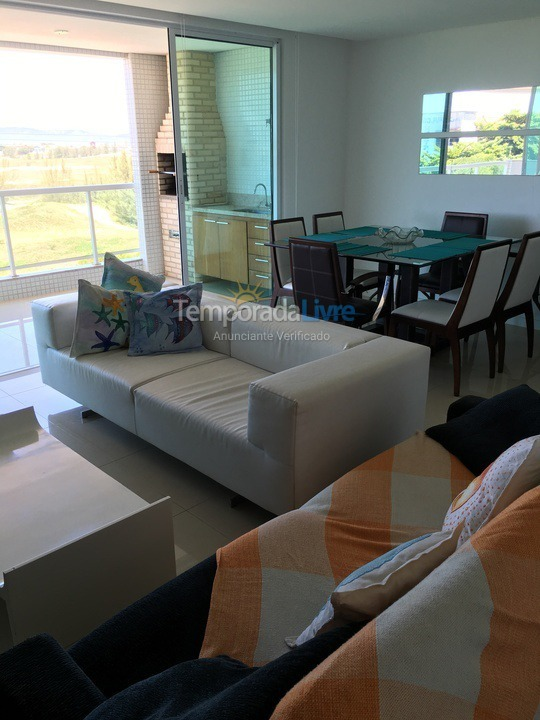 Apartment for vacation rental in Cabo Frio (Praia das Dunas)