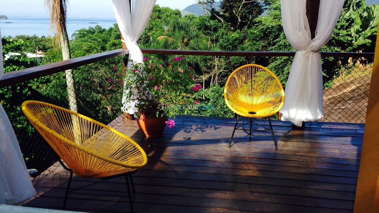 House for vacation rental in Ilhabela (Perequê)