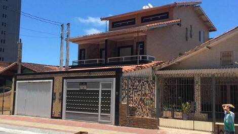 House for rent in Praia Grande - Vila Mirim