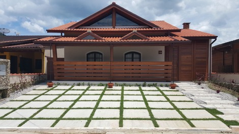 House for rent in Ubatuba - Horto Florestal