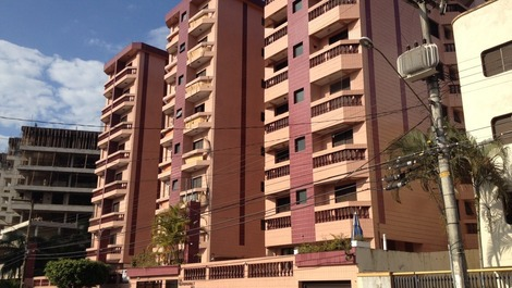 Apartment for rent in Praia Grande - Caiçara