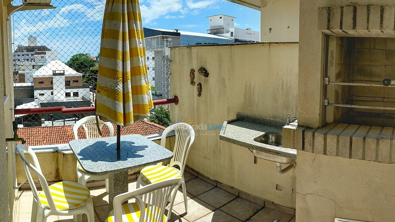 Apartment for vacation rental in Florianopolis (Canasvieiras)