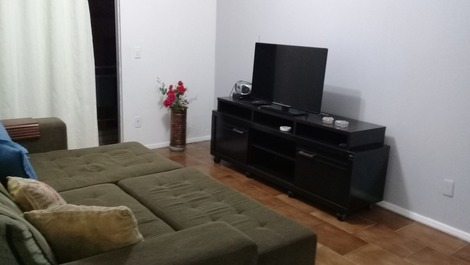 Apartamento na quadra do mar