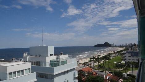 Apartment for rent in Matinhos - Caiobá