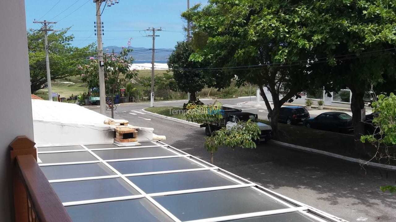 House for vacation rental in Cabo Frio (Praia do Forte)