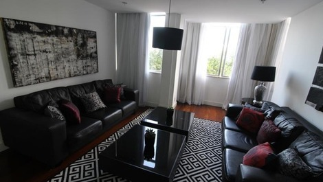 EXCELLENT BEACH FRONT APARTMENT - ATLANTIC - 3 BEDROOMS