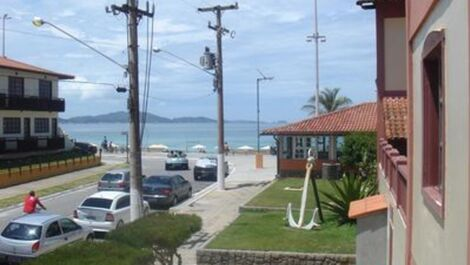 Apartment for rent in Cabo Frio - Peró