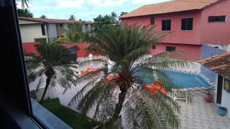 Apartment for rent in Porto Seguro - Praia de Taperapuan